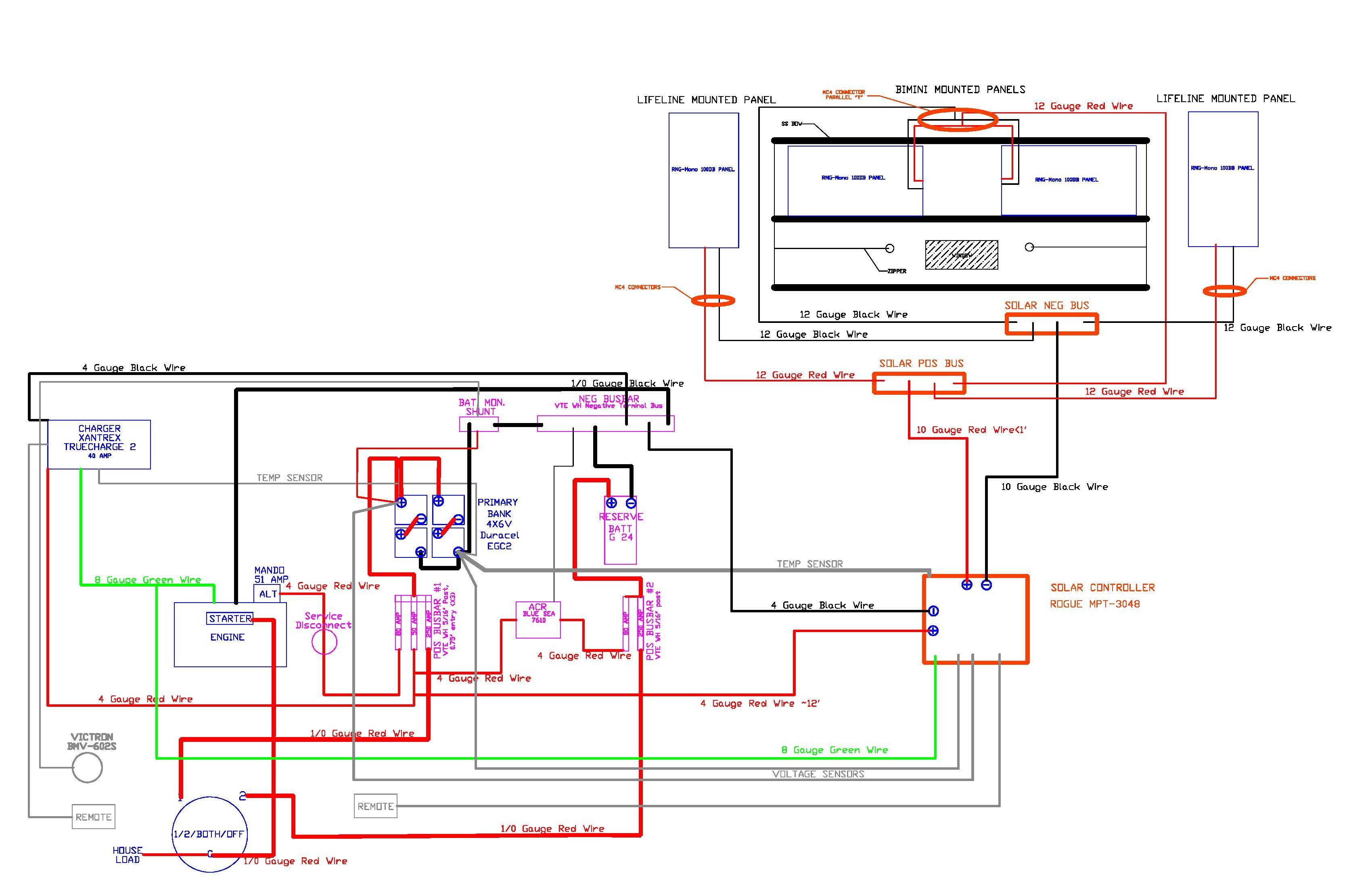 Solar Panels Wiring Diagram Installation Wiring Diagram Solar Panels Inverter Fresh Wiring Diagram For F Grid Solar System Valid Electrical System B on Mercruiser Electrical System Wiring Diagrams