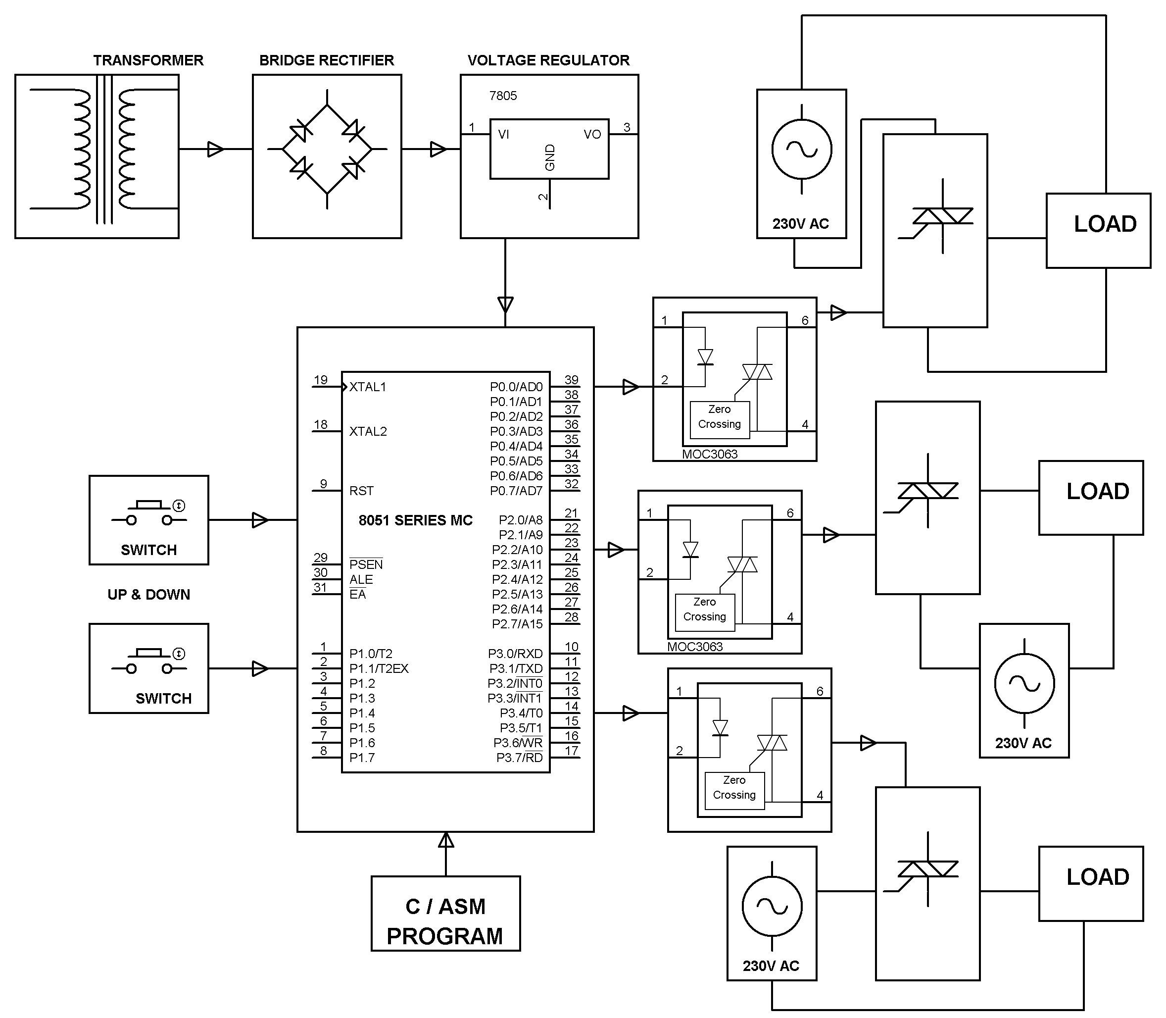Solid State Relay Wiring Diagram Sample on