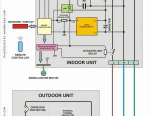 Split Air Conditioner Wiring Diagram - Bwd Relay Wiring Diagram Refrence Wiring Diagram Kelistrikan Ac Split & Central Air Conditioner 1j