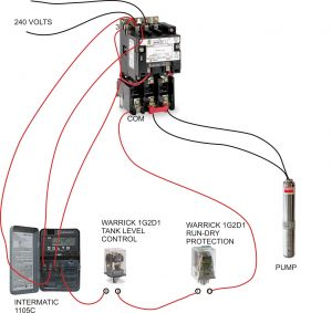 Square D 8501 Wiring Diagram - Irrigation Pump Start Relay Wiring Diagram Example Of Square D Air Rh Uptuto Square D 16f