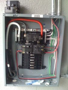 Square D Homeline 100 Amp Panel Wiring Diagram - 100 and Electrical Panel Wiring Diagram Deconstruct Rh Deconstructmyhouse org 7d