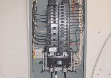 Square D Homeline Load Center Wiring Diagram - Square D Homeline 200 Amp 42 Space 84 Circuit Indoor Main Breaker Homeline Breaker Box 13k