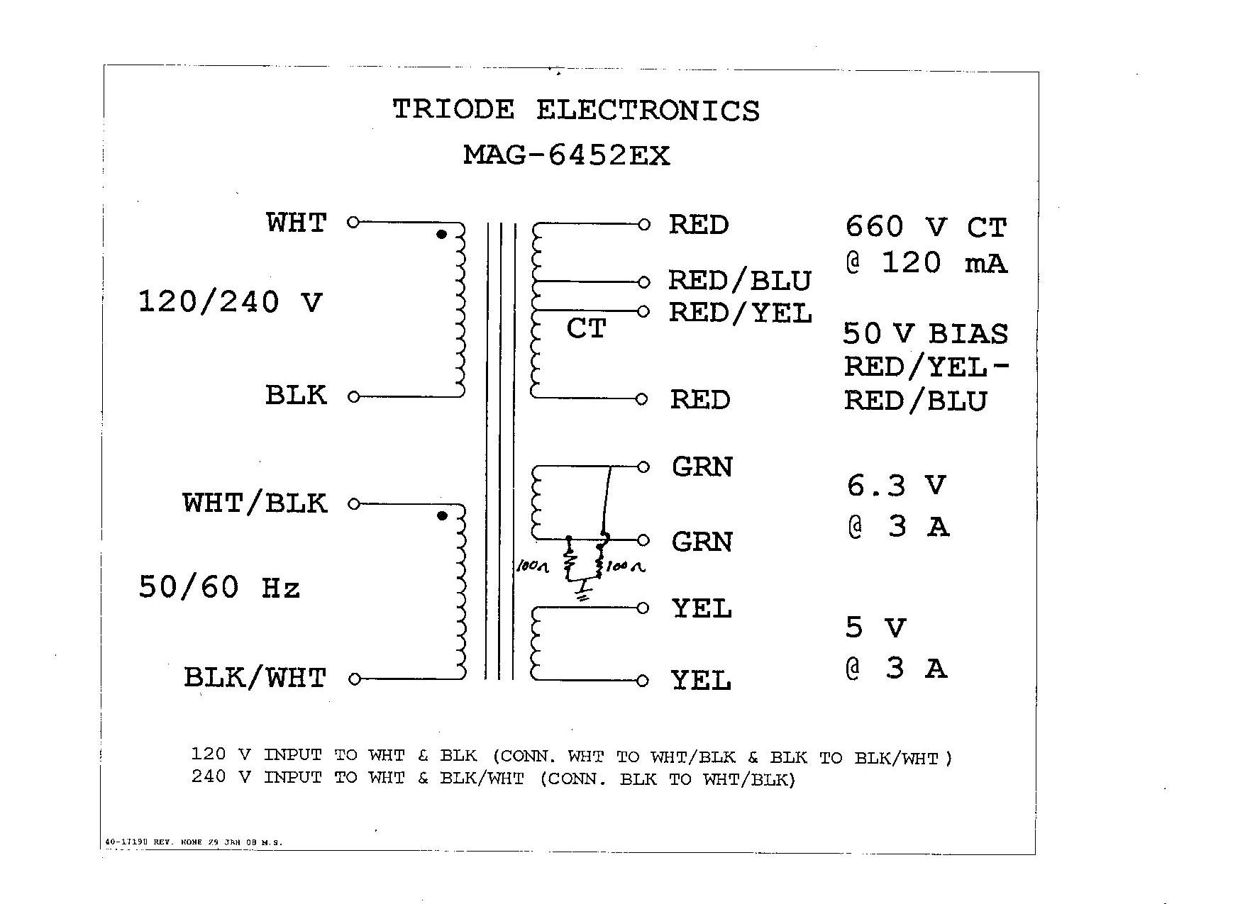 1 Phase Buck Boost Step Up Prewired Transformer Wiring Diagram