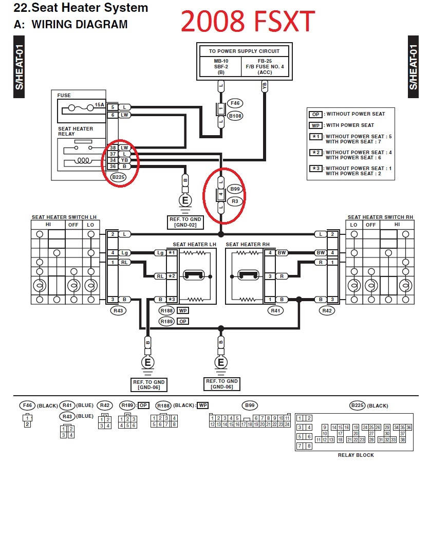 2001 Subaru Outback Stereo Wiring Diagram from wholefoodsonabudget.com