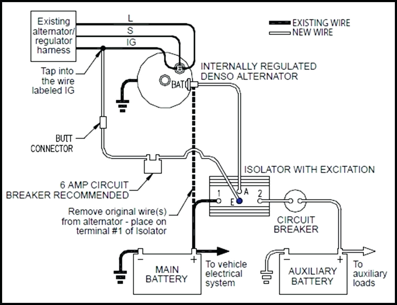 Sure Power Battery isolator Wiring Diagram Collection on