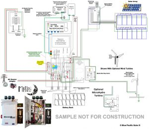 Surge Protection Device Wiring Diagram - Fast Installation Just Hang On the Wall with the Bracket Included & Make the Connections 15q