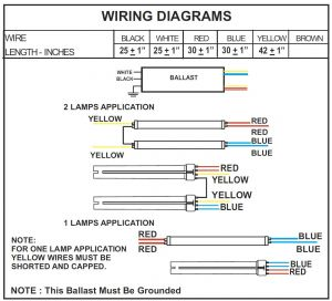 T8 Electronic Ballast Wiring Diagram - T8 Ballast Wiring Diagram Gallery Wiring Diagram Rh Visithoustontexas org T8 Ballast Install T8 Electronic Ballast Wiring 17d