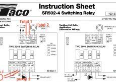 Taco Cartridge Circulator 007 F5 Wiring Diagram - Taco Circulator Pump Wiring Diagram Download Taco Valve Wiring Diagram Lenito with Mihella Me Fancy Download Wiring Diagram 8p