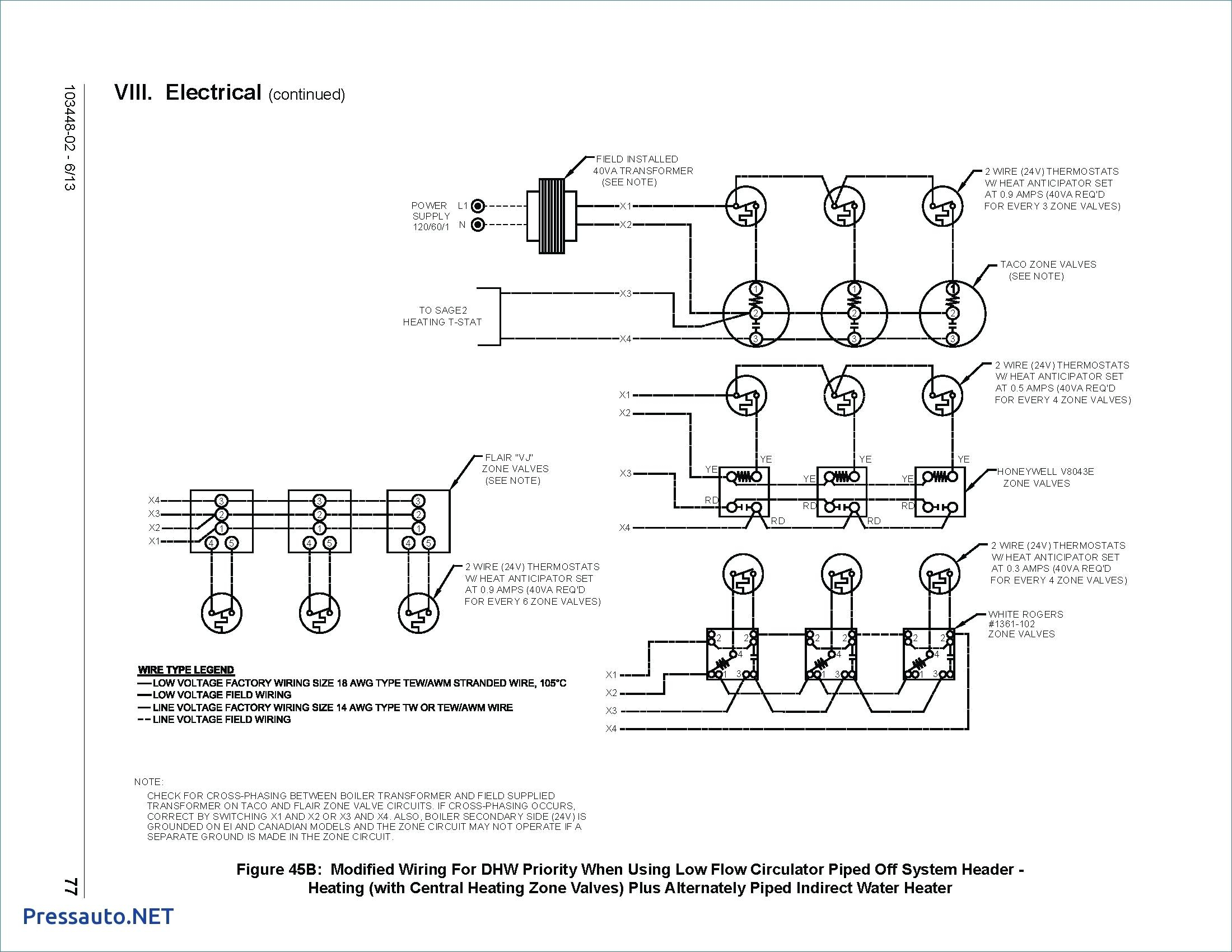Taco Circulator Pump Wiring Diagram - Taco Circulator Pump Wiring Diagram  Lovely 24v Transformer Wiring Diagram
