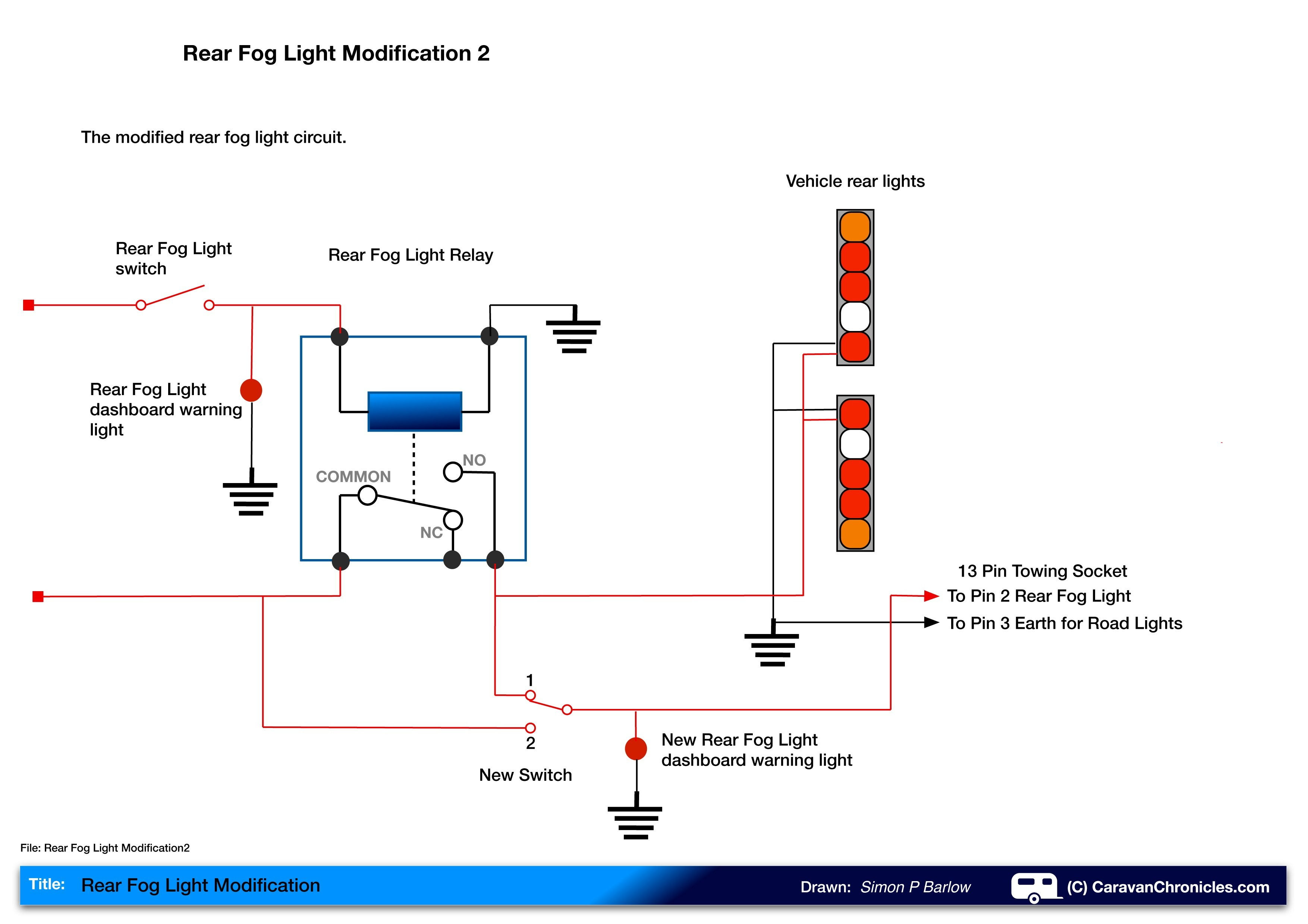 Taa    Fog       Light       Wiring       Diagram    Collection