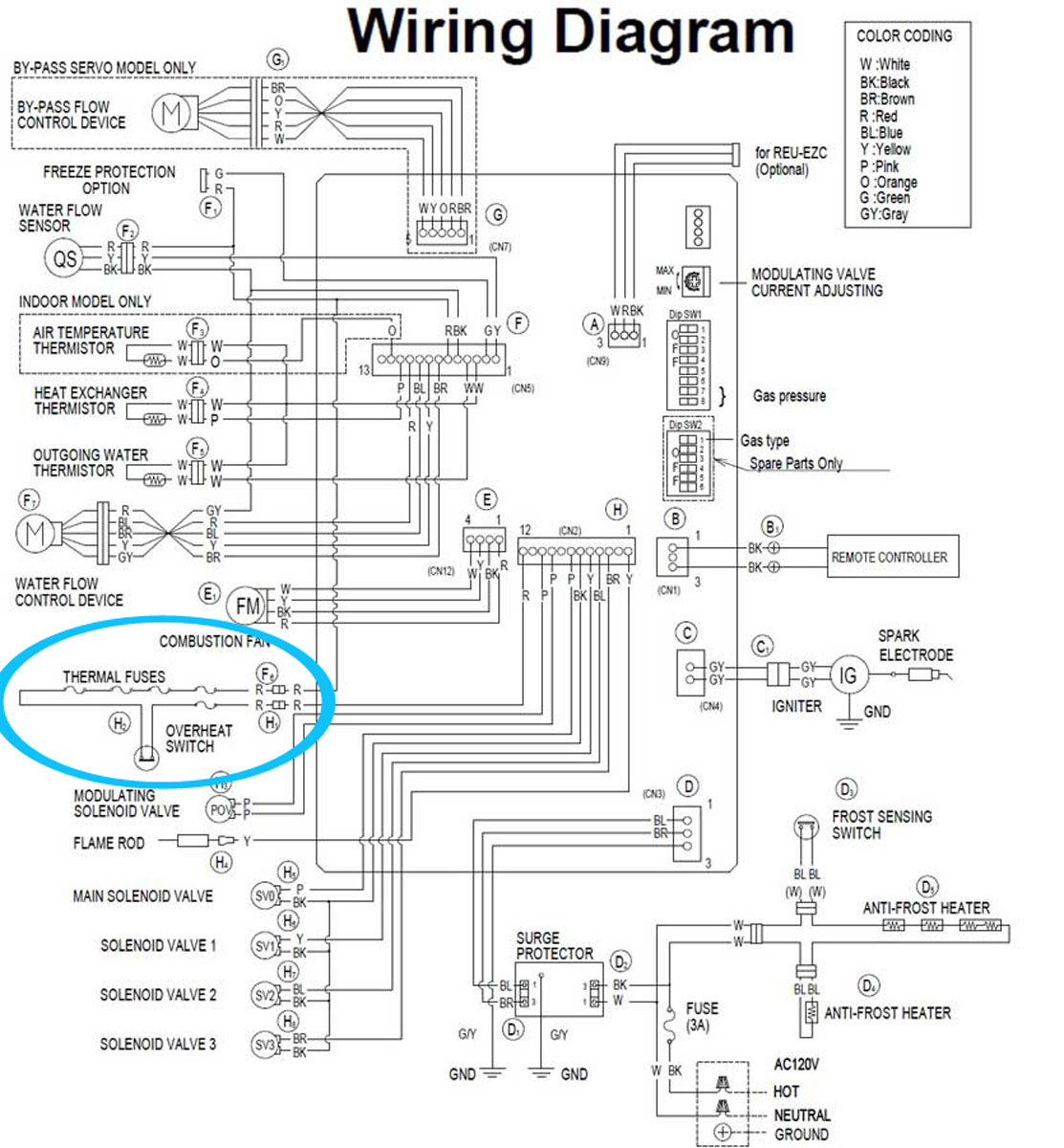 tankless water heater wiring diagram Download-Check the electric troubleshoot from 2008 pdf Tankless gas water heater 19-d