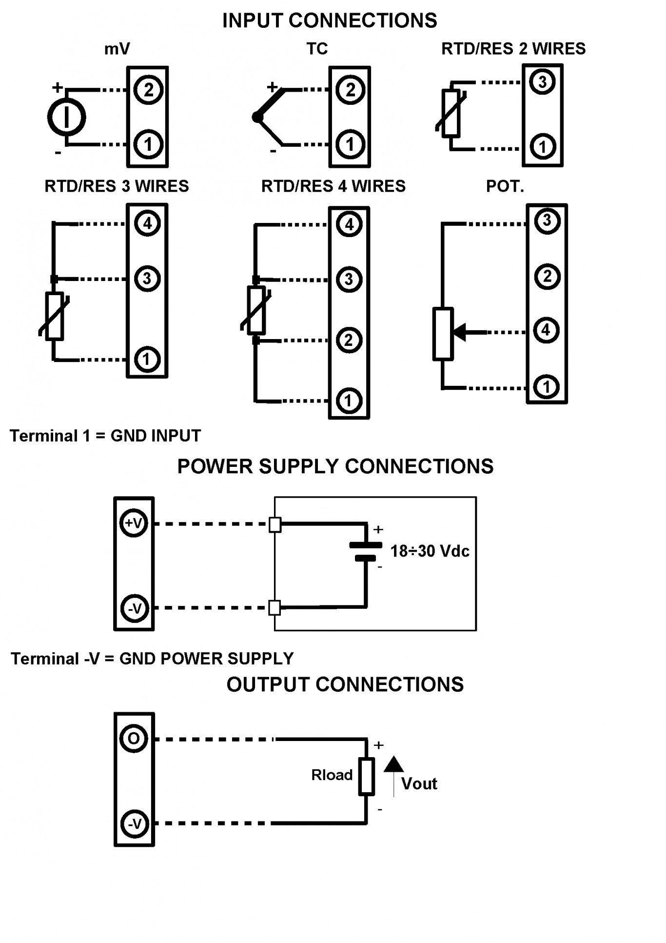 Thermocouple Wiring Diagram Download Circuit Book Perfect Rtd Wire Colors Collection Electrical