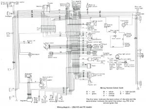 Toyota Corolla Wiring Diagram - Corolla Wiring Diagram Likewise toyota Corolla Ecu Wiring Diagram Rh Hitch Co 6l