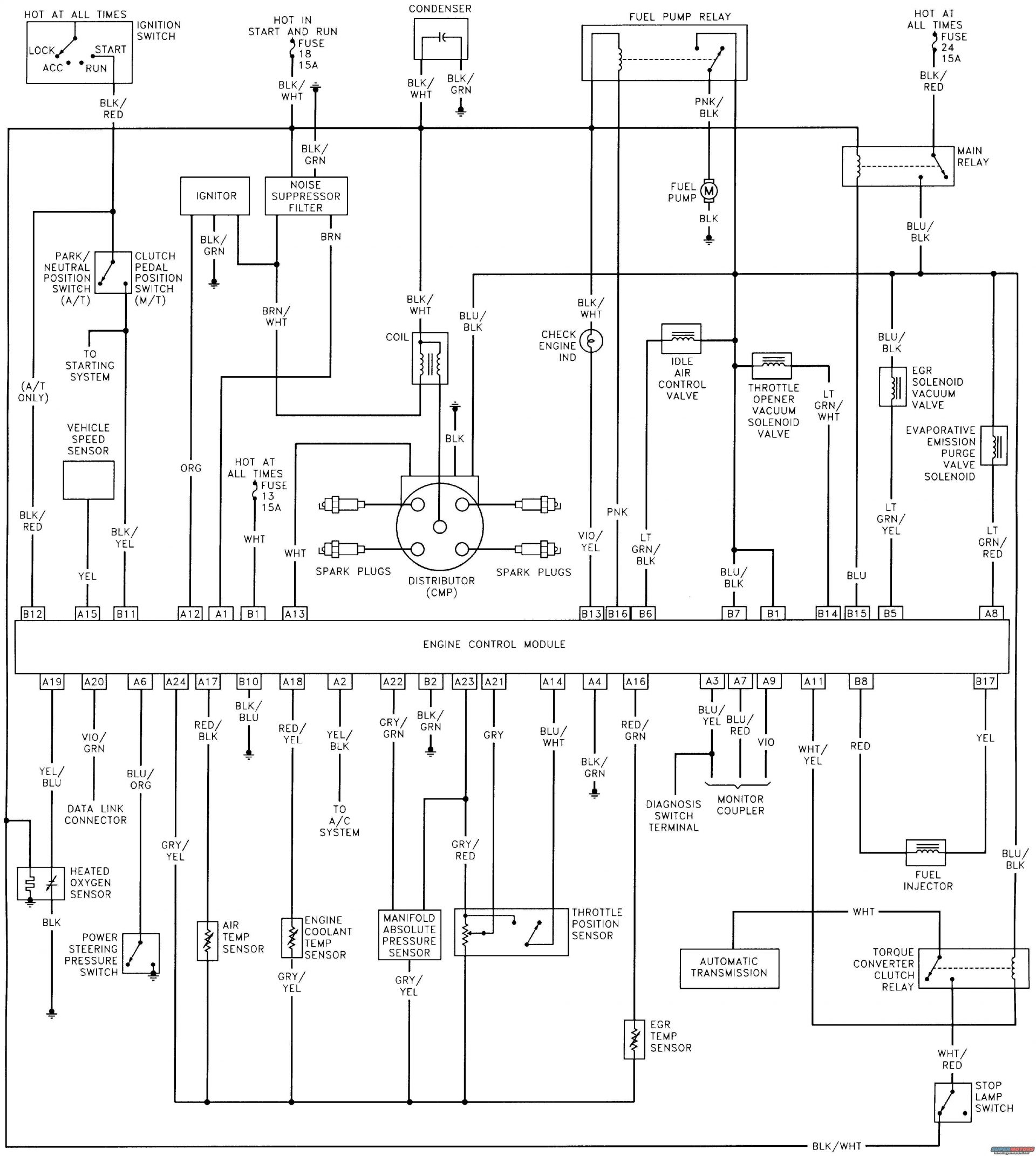 Toyota Alternator Wiring Diagram from wholefoodsonabudget.com