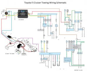 Toyota Tundra Trailer Wiring Harness Diagram - toyota Tundra Trailer Wiring Harness Diagram Beautiful Flat tow 6mt Yes It Can Be Done toyota 3c