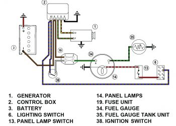 Tpi Tech Gauges Wiring Diagram - Tpi Tech Gauges Wiring Diagram Inspirational Fuel Gauge Wiring Diagram Vw Vdo with Simple Diagrams Wema 14m