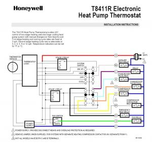 Trane Heat Pump thermostat Wiring Diagram - Heat Pump Wiring Diagram Inspirational New Heat Pump thermostat Rh originalstylophone 7p