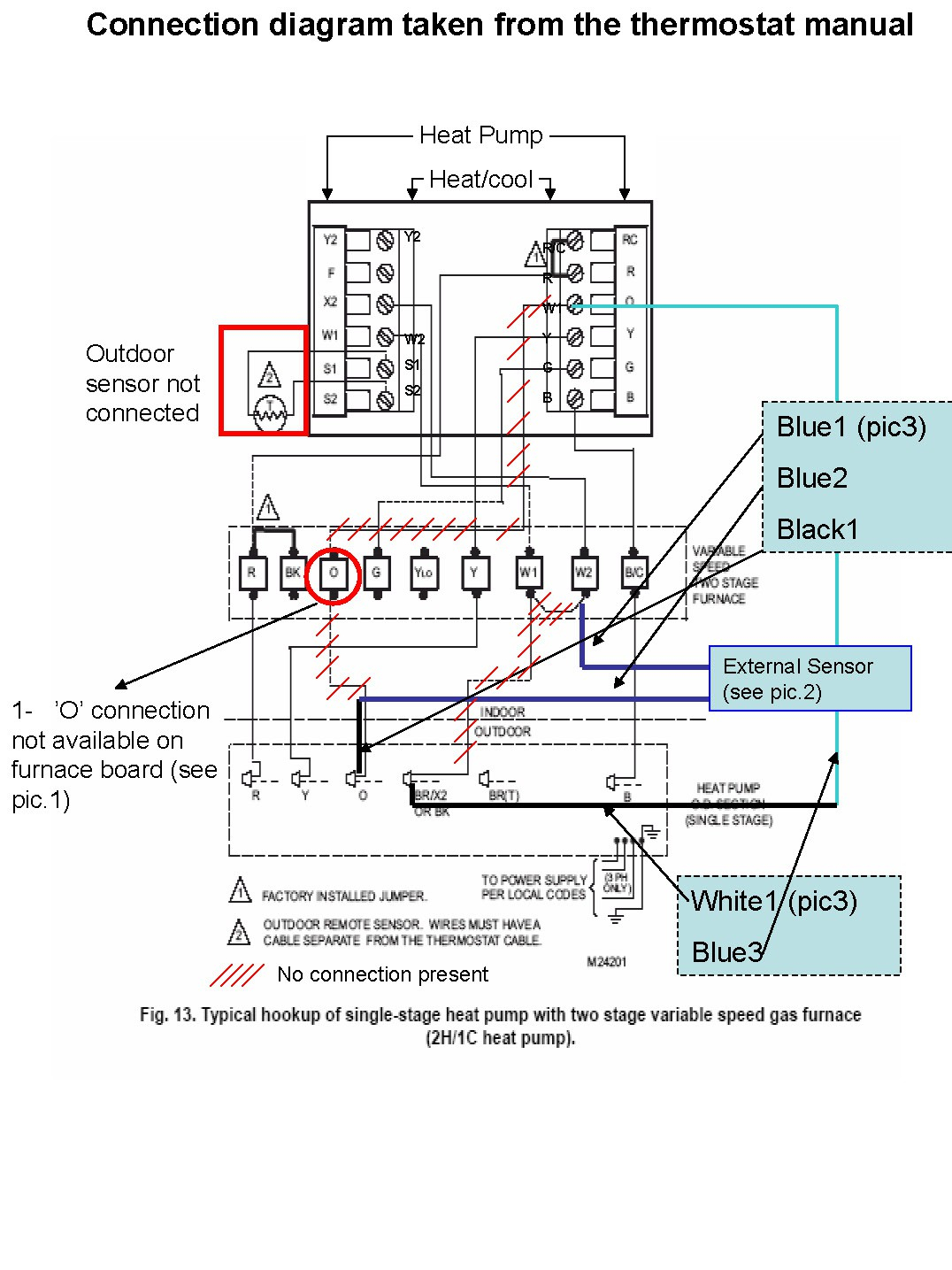 Trane Weathertron Heat Pump Wiring Diagram from wholefoodsonabudget.com
