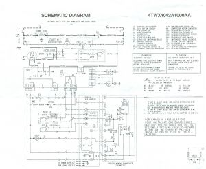 Trane Package Unit Wiring Diagram - Trane Wiring Diagram Yirenlu Me Beauteous at Trane Wiring Diagram 5b