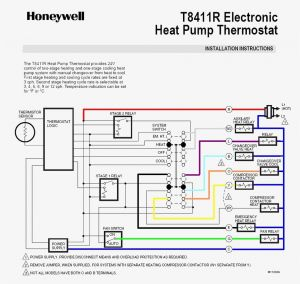 Trane thermostat Wiring Diagram - New Heat Pump thermostat Wiring Diagram Trane Heat Pump Wiring with thermostat Diagram Gooddy org Heat Pump Wiring Diagrams 3o