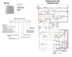 Trane Xr13 Wiring Diagram - Trane Heat Pump Parts Diagram Unique Heat Pump Wiring Diagram Marvelous Reference Trane and Pressor 18e