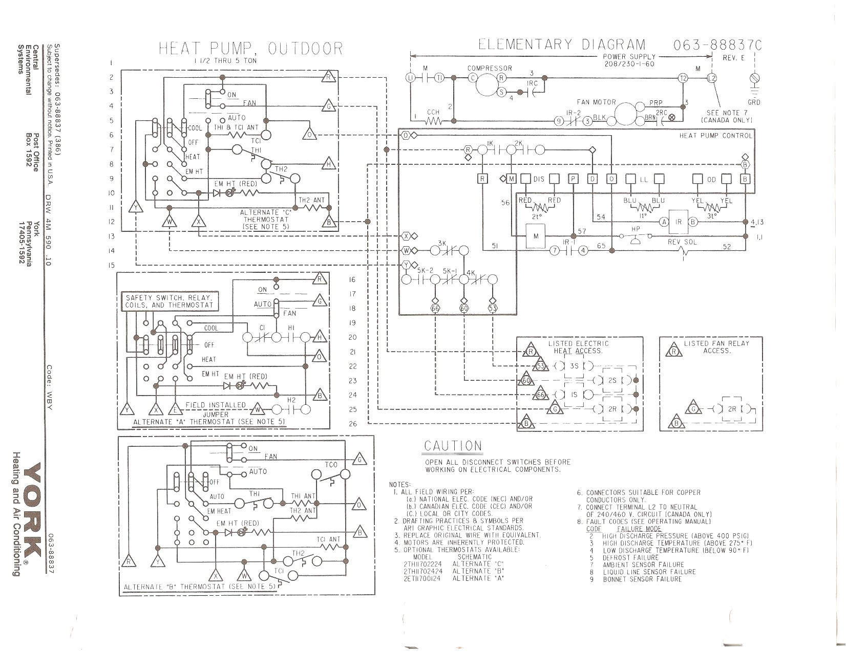 trane xr13 wiring diagram Download-Trane Xr13 Wiring Diagram Free Downloads Contemporary Trane Wiring Diagram Ponent Electrical Circuit 20-k