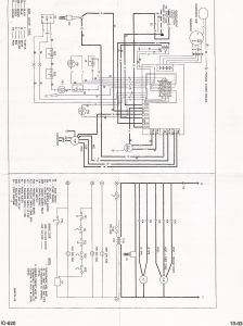 Trane Xr13 Wiring Diagram - Trane Xr13 Wiring Diagram Valid Trane Wiring Diagrams Luxury Weathertron thermostat Wiring Diagram 10o