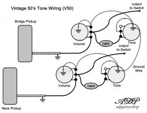 Vintage Les Paul Wiring Diagram - Vintage Wiring Diagram Les Paul Fresh Gibson 11h