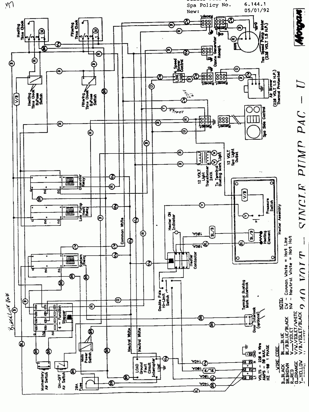 Balboa Instruments Wiring Diagram from wholefoodsonabudget.com