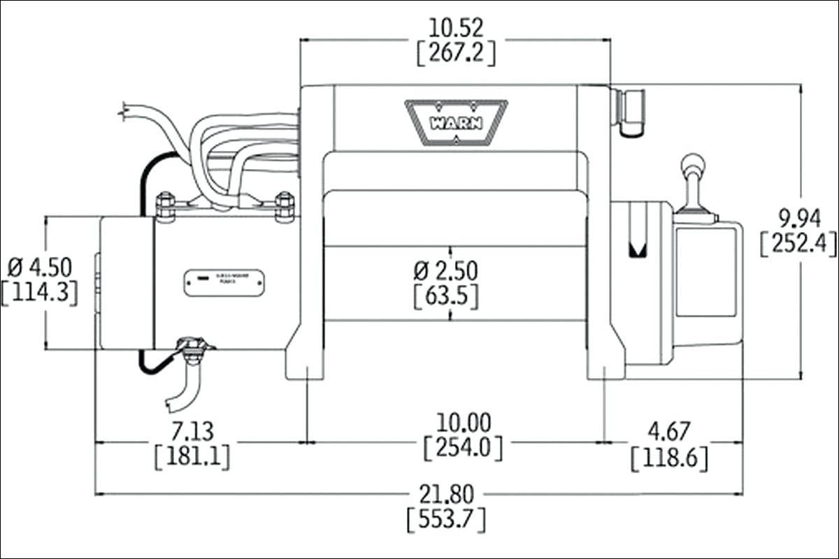 Warn Winch Wiring Diagram Car Tuning