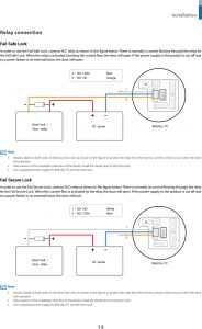 Water Flow Switch Wiring Diagram - Tamper and Flow Switch Wiring Diagrams Lovely Bep2 Od Bioentry P2 User Manual Suprema Inc 16d