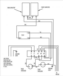 Well Pump Control Box Wiring Diagram - 3 Wire Well Pump Wiring Diagram Sample Electrical Wiring Diagram Rh Metroroomph Submersible Well Pump Wiring Diagram Water Pump Motor Wiring 11k