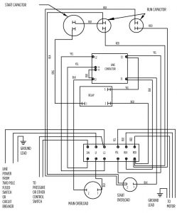 Well Pump Control Box Wiring Diagram - Franklin Electric Control Box Wiring Diagram Collection Power Pole Wiring Diagram Me 8 D 18b
