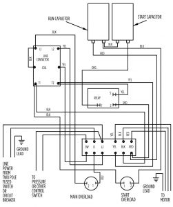 Well Pump Wiring Diagram - 2 Wire Submersible Well Pump Wiring Diagram Best 3 Wire Submersible Pump Wiring Diagram Wellread 6n