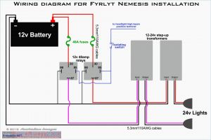 Whelen Tir3 Wiring Diagram - Wiring Diagram for Smart Relay Valid Whelen Tir3 Wiring Diagram – Wire Diagram 15r