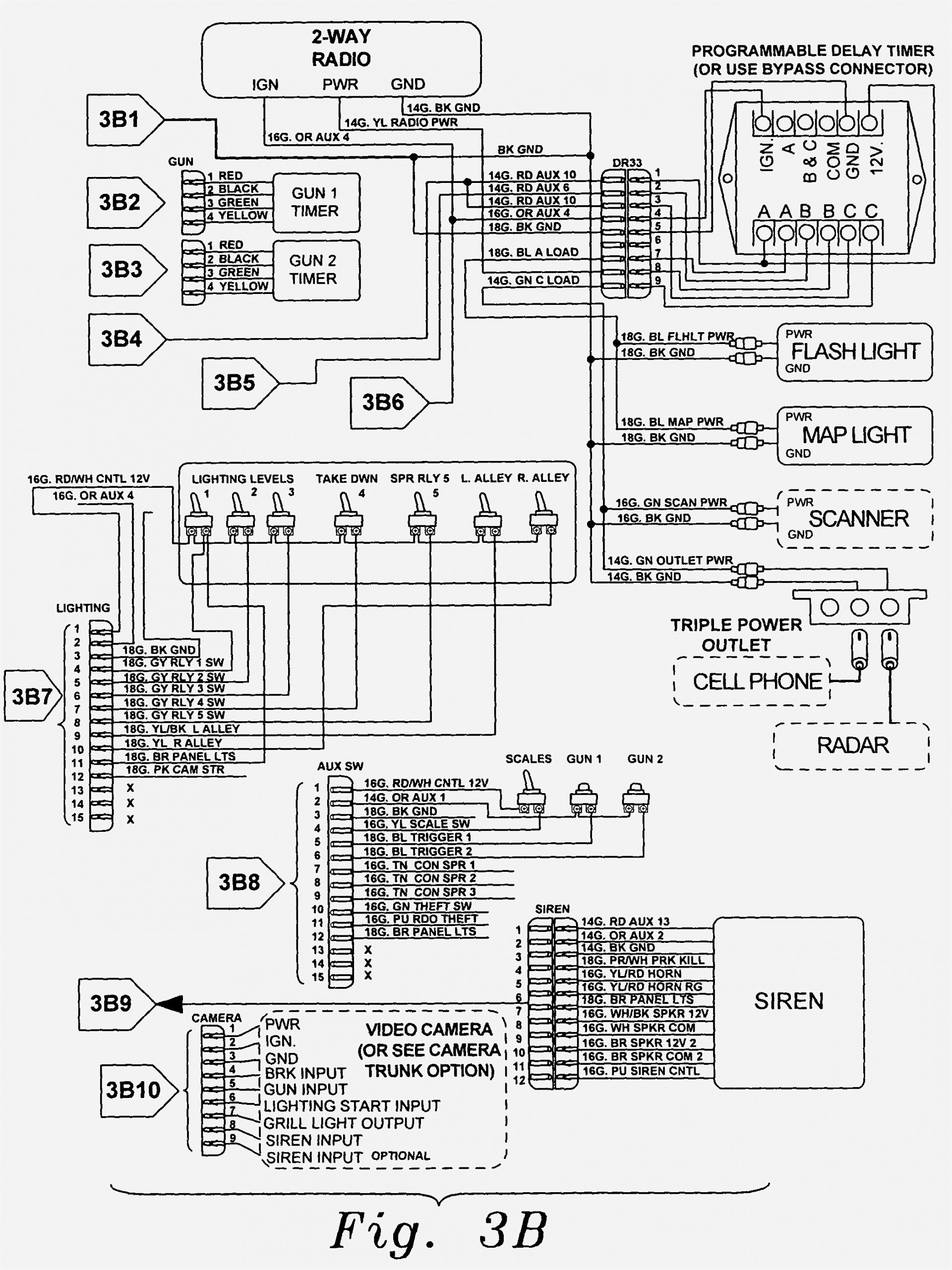 wiring diagram for whelen edge 9m whelen tir3 wiring diagram gallery wiring diagram for 7 pin trailer connector for 2001 hd chevy pick up