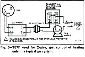 White Rodgers thermostat Wiring Diagram 1f78 - White Rodgers thermostat Wiring Diagram Beautiful White Rodgers Furnace Control Board Wiring Diagram Older Gas 11r