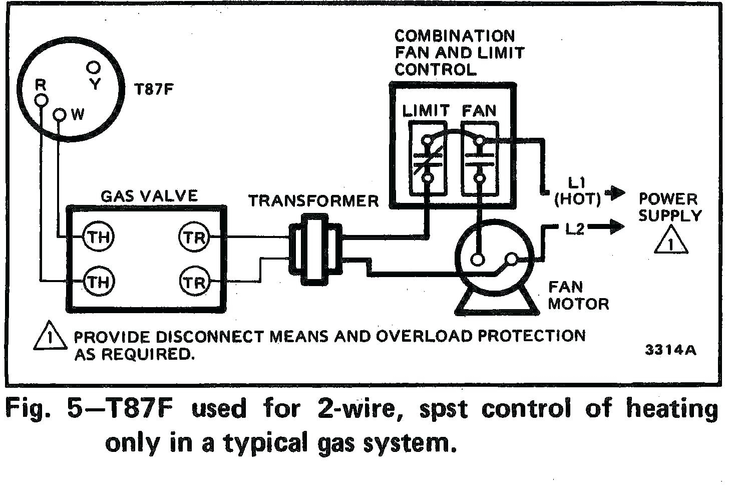 White Rodgers Thermostat Wiring Diagram 1f78 Sample