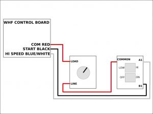 Whole House Fan Wiring Diagram - whole House Fan Timer and 2 Speed Switch Fantastic Wiring Diagram In 1h