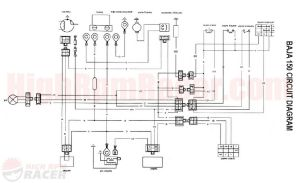 Wiring Diagram for 110cc 4 Wheeler - Chinese atv Wiring Diagram Download 110cc Chinese atv Wiring Diagram Inspirational Outstanding Wiring Diagram for 17l