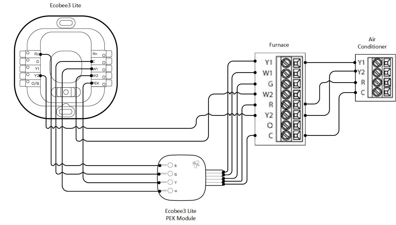 Wiring Diagram For A Nest Thermostat Download