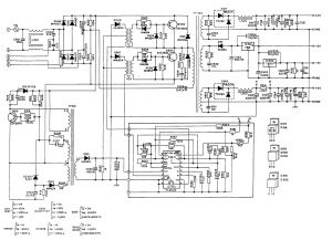 Wiring Diagram for A Power Pack Pp 20 - Wiring Diagram for A Power Pack Pp 20 Pc Smps at Cca 200w 8p