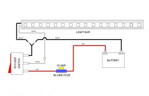 Wiring Diagram for Led Tube Lights - Wiring Diagram for Led Tube Lights Elegant Light Bar Wire Diagram Led New Wiring Webtor 6o