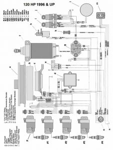Wiring Diagram for Mercury Outboard Motor - Mercury Outboard Wiring Diagram Luxury Excellent Evinrude Wiring Diagram S Electrical Circuit 12a