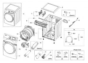 Wiring Diagram for Samsung Dryer Heating Element - 9b