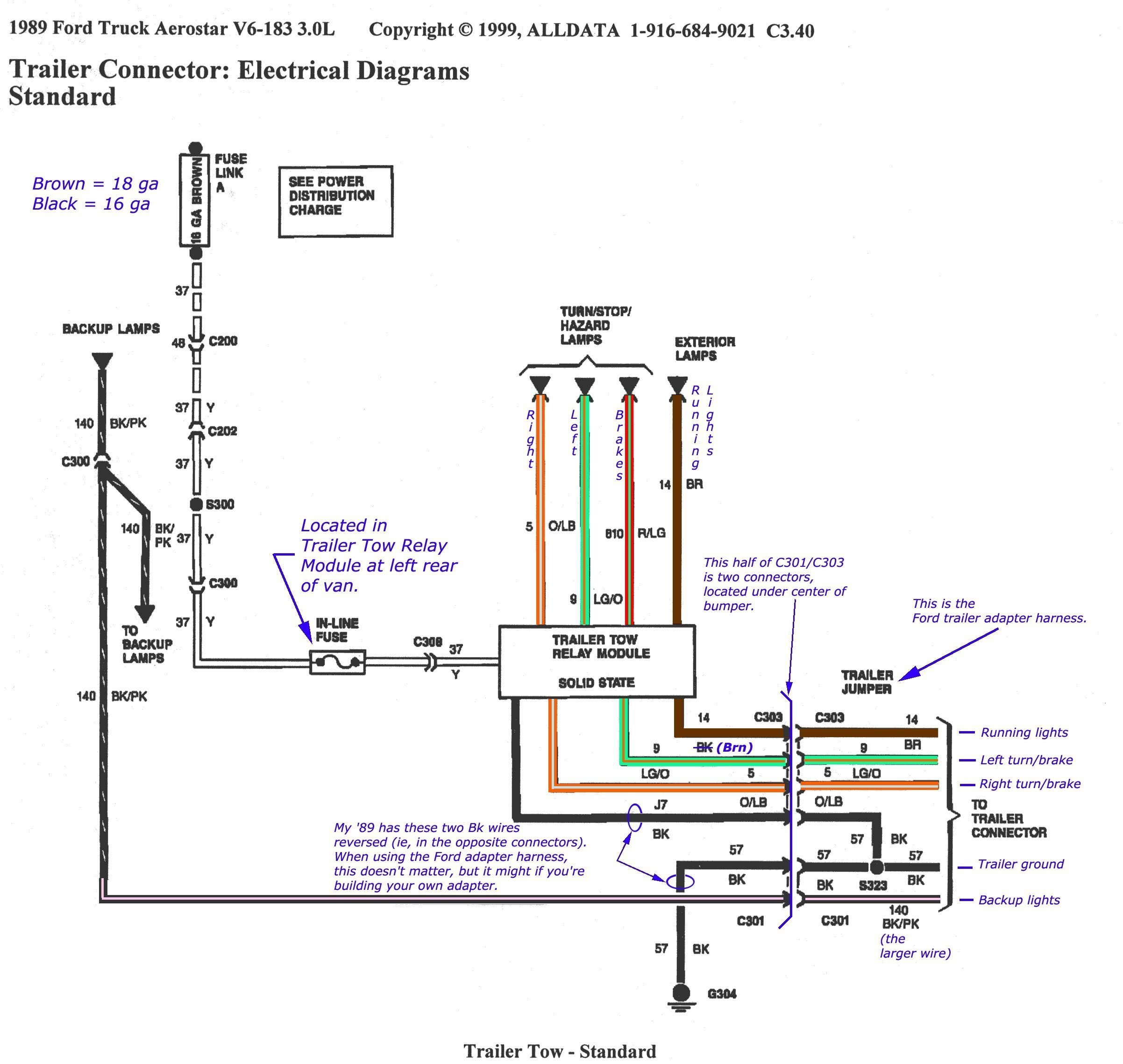Electric Brake Wiring Diagram Vw