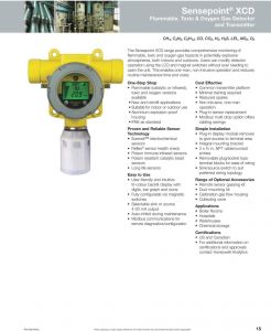 Xnx Honeywell Gas Detector Wiring Diagram - Users Can Modify Detector Operation Using the Lcd and Magnet Switches without Ever Needing to Open 16e