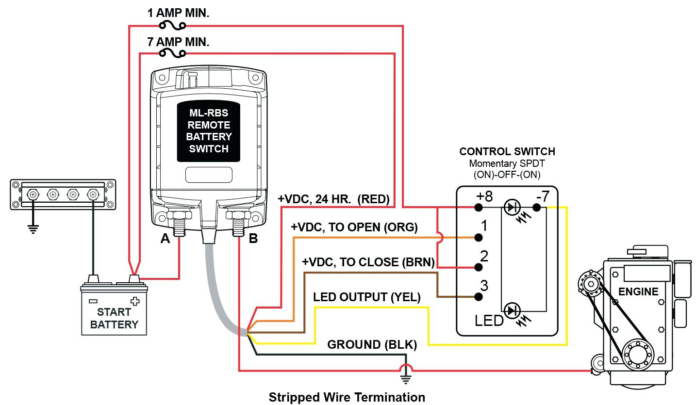 Three Battery Four Dump Wiring Diagram