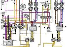 Yamaha Outboard Wiring Diagram - Yamaha Outboard Wiring Diagram Inspirational Yamaha 703 Remote 8i