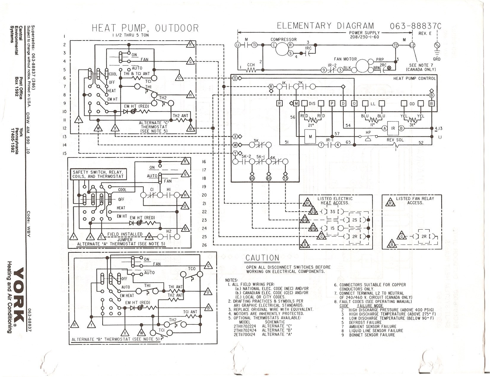 york air handler wiring diagram Download-Wiring Diagram for York Air Conditioner Best Mcquay Air Conditioner Wiring Diagram Valid Mcquay Wiring Diagram 15-m